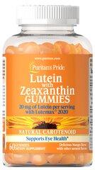 Lutein with Zeaxanthin Gummies