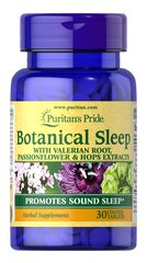 Botanical Sleep
