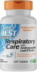 Respiratory Care with Andrographis Leaf Extract