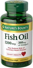 Nature's Bounty® Fish Oil 1200 mg