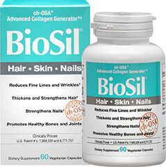 Biosil® for Hair, Skin & Nails