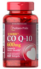 Q-SORB™ CO Q-10 600 mg