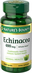 Nature's Bounty® Echinacea 400MG