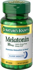 Nature's Bounty® Melatonin 10 mg