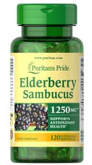 Elderberry Sambucus 1250mg