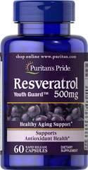 Resveratrol 500 mg