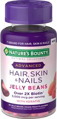 Advanced Hair, Skin & Nails Jelly Beans