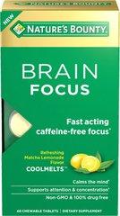 Brain Focus Cool Melts Matcha Lemonade