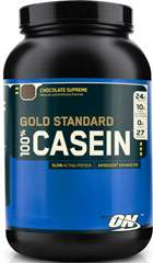 Gold Standard 100% Casein Chocolate Supreme