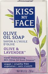 Kiss My Face Olive & Lavender Bar Soap
