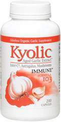 Garlic Extract Immune Formula 103