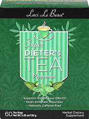 Super Dieter's Peppermint Tea