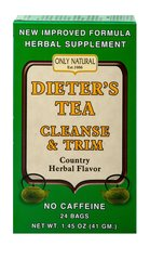 Dieter's Tea Cleanse & Trim