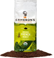 Organic French Roast Ground Coffee