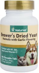 Brewers Dried Yeast Formula for Dogs & Cats