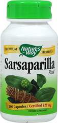 Sarsaparilla Extract 425 mg