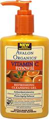 Avalon Vitamin C Refreshing Cleansing Gel