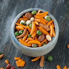 Spicy Hot Trail Mix