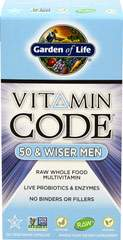 Vitamin Code 50® & Wiser Men