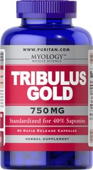 Tribulus Gold Standardized Extract 750 mg