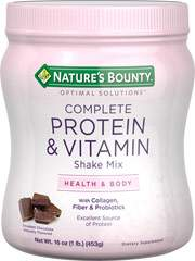 Complete Protein & Vitamin Shake Mix Chocolate