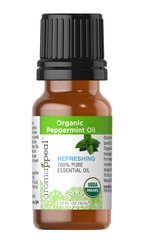 Organic Peppermint 100% Pure Essential Oil