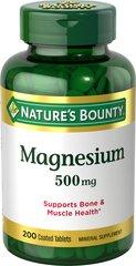 Nature's Bounty® Magnesium 500 mg