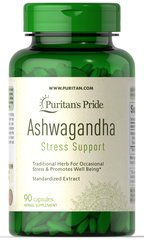 Ashwagandha Root Extract 750mg Ayurvedic Stress Support