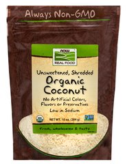 Organic Unsweetened Shredded Coconut
