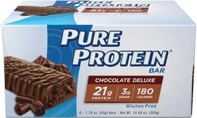 Pure Protein Chocolate Deluxe