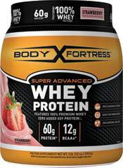 Super Advanced Whey Protein Strawberry
