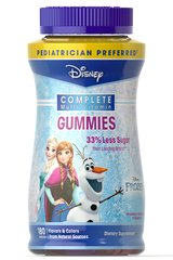 Disney Frozen Complete Multi-Vitamin Gummies