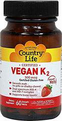 Certified Vegan K2
