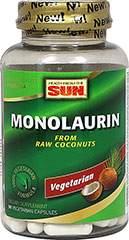 Monolaurin 100% Vegetarian