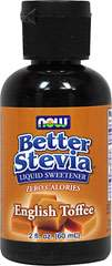 Better Stevia™ Liquid Sweetener English Toffee