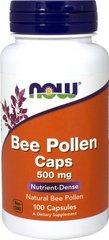 Bee Pollen Caps 500 mg