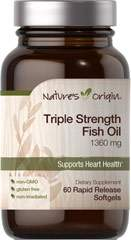 Triple Strength Fish Oil 1360 mg