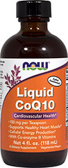 Liquid CoQ10 - Orange Flavor