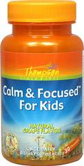 Calm & Focused™ for Kids