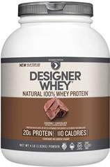 Whey Protein Gourmet Chocolate