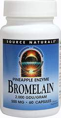 Pineapple Enzyme Bromelain 2,000 GDU