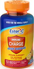 Ester-C Immune Charge Quick Dissolve Orange