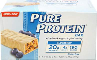 Pure Protein Greek Yogurt Blueberry