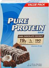 Pure Protein Dark Chocolate Coconut