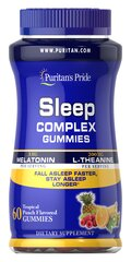 Sleep Complex Gummy with Melatonin & L-Theanine