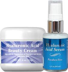 Hyaluronic Acid Beauty Kit