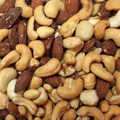Fancy Roasted Salted Mixed Nuts