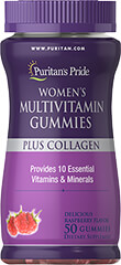 Women's Multivitamin Gummies Plus Collagen