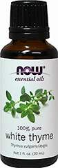 100% Pure White Thyme Essential Oil