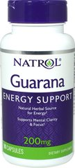 Guarana 200 mg